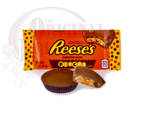 Reese's Stuffed with Pieces 2 Peanut Butter Cups:
