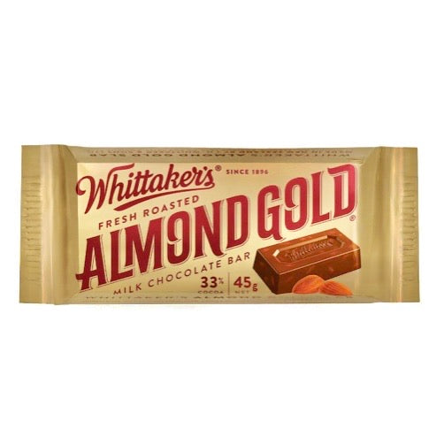 Whittaker's Almond Gold