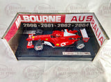 Hot Wheels Racing Car Michael Schumacher F2004