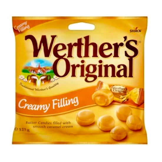 Werther's Original Creamy Filling 125g