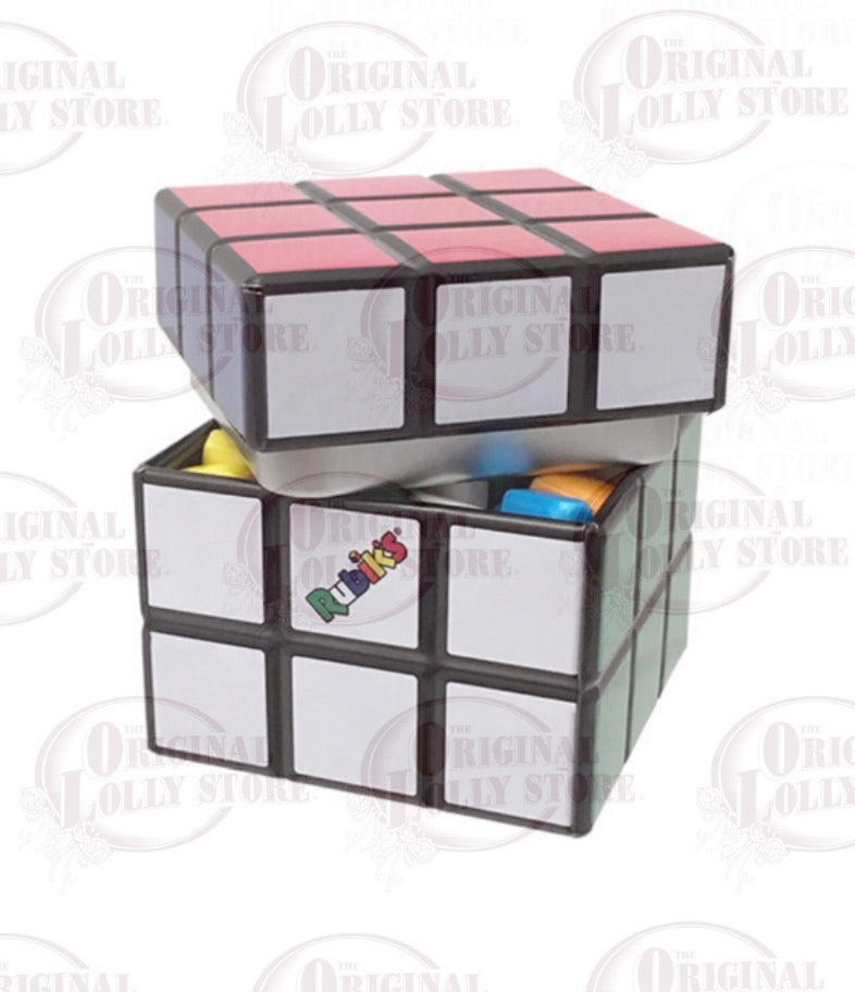 Rubiks Cube Candies (Collectable Tin).
