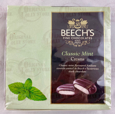Beech's Classic Mints Creams (Fine Chocolate)
