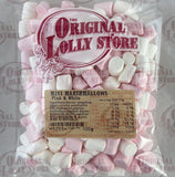 Mini Marshmallows (Pink & White)