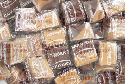 Chocolate & Caramel Chews