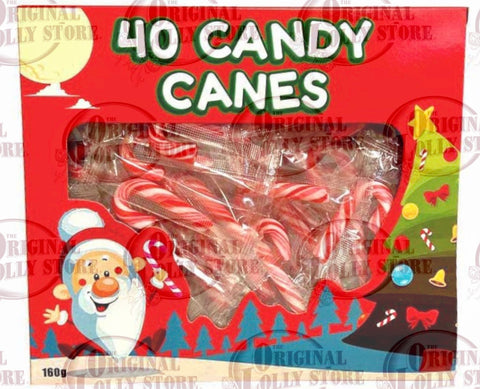 Classic Mini Candy Canes