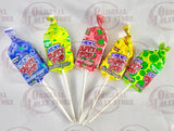 Chewy Taffy Pop Lollipop