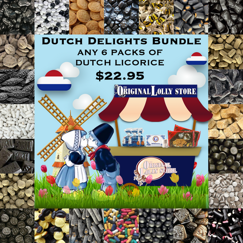 Dutch Delights Bundle - EXCLUSIVE SPECIAL