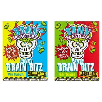 Brain Blasterz Bitz (Best Before 31/01/21)