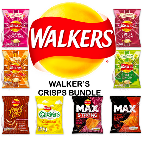 Walker's Crisps Bundle