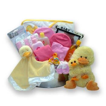 Baby Gift Basket for Bath Time - Treasures Made Just Because