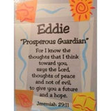 Boy Daydream Scripture Name Cards that Begin with E (Earl - Evan) Click on Card to View All *E* Names