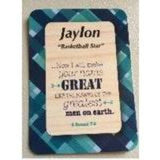 Every Name on a Daydream Scripture Card - Treasures Made Just Because