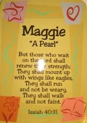 Buy Girl Daydream Scripture Name Cards That Begin With M Inspirational Bible Verse Meaning