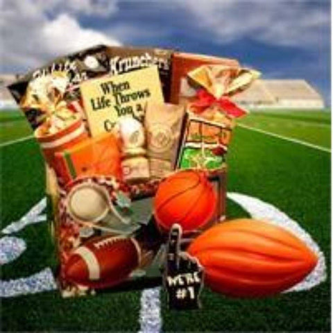 All Star Sports Snack Gift Box - Treasures Made Just Because