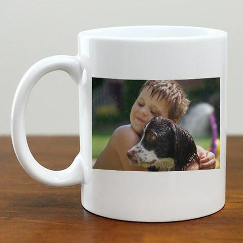Picture Perfect Photo Mug - Treasures Made Just Because