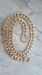 Bag Chain Gold or Silver / Edgy Accessories