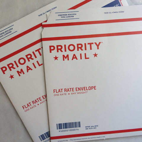 international shipping priority mailer