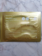 Korean skin care collagen under eye brightening mask