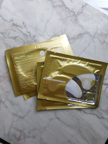 korean skin care anti aging eye mask