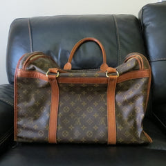 sac chien 50 vintage louis vuitton travel bag