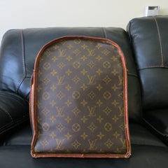 vintage louis vuitton monogram travel bag