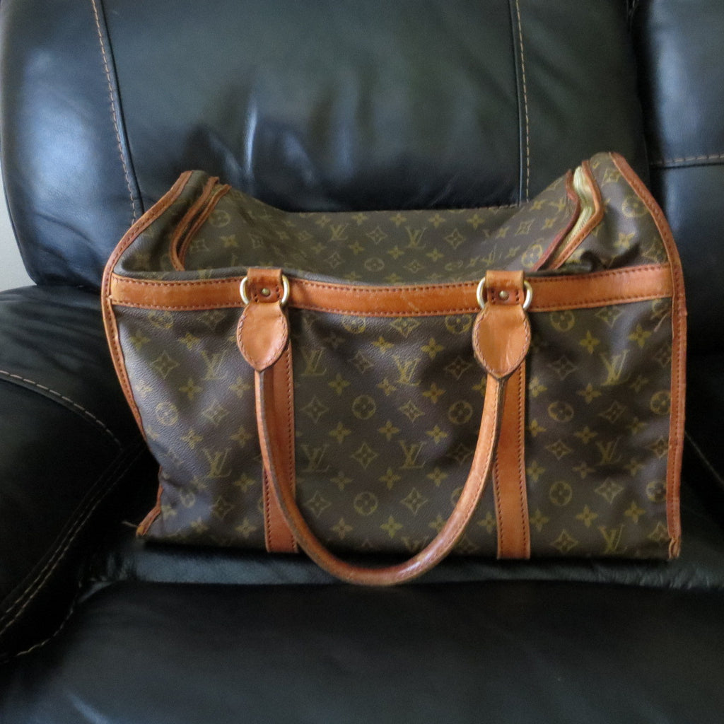 vintage sac chien 50 louis vuitton