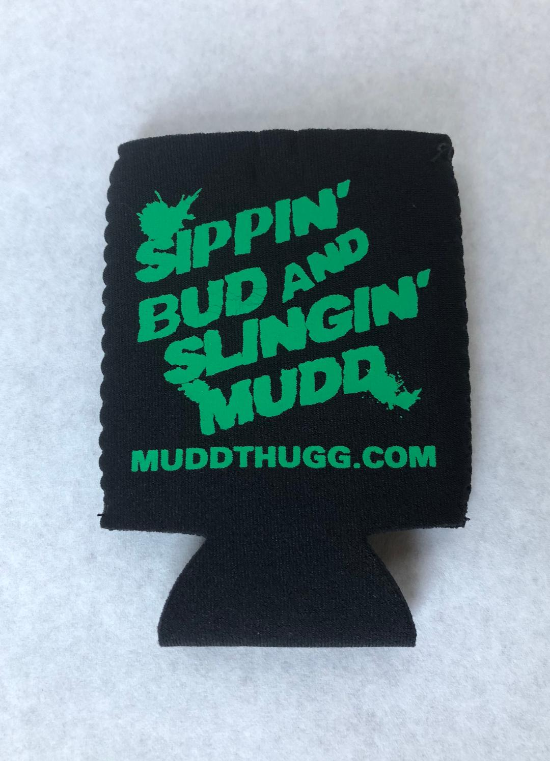 Black & Green Mudd Thugg Koozie - ProSport Outdoors