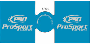 Blue ProSport Outdoors Koozie - ProSport Outdoors