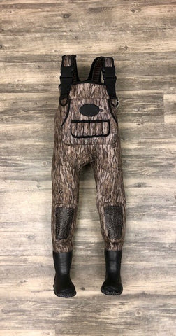 Youth Mossy Oak Bottomland Camo ProSport Waders - ProSport Outdoors