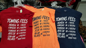Towing Fee T-Shirt - ProSport Outdoors