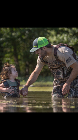 Children's Proline Waders - ProSport Outdoors