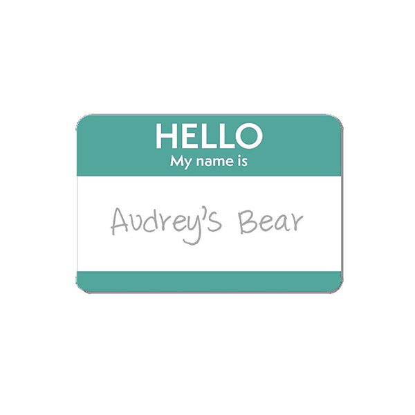 Audrey & Bear - How Our Company Got Its Name