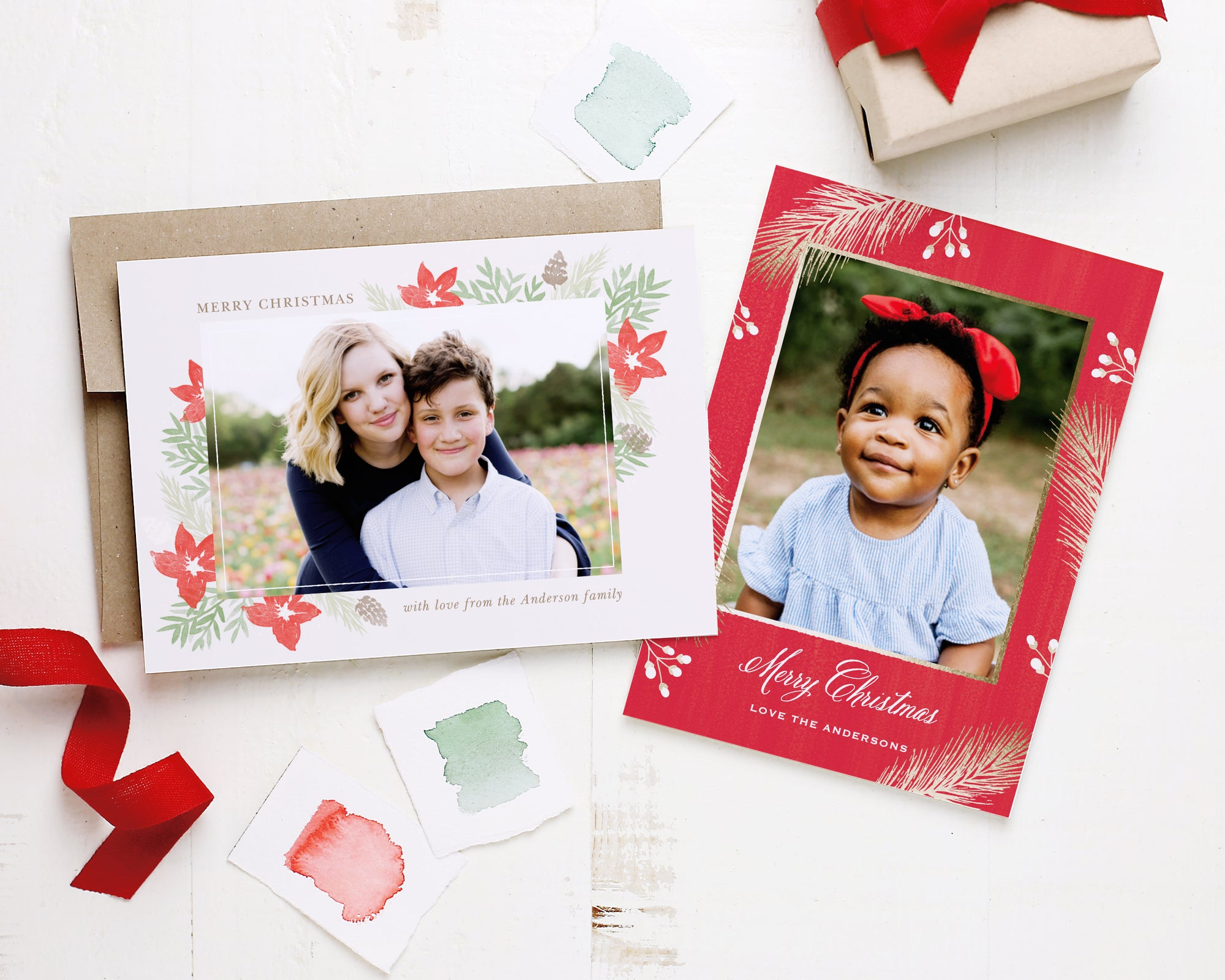 Custom Holiday Cards for Your Personalized Christmas Gifts