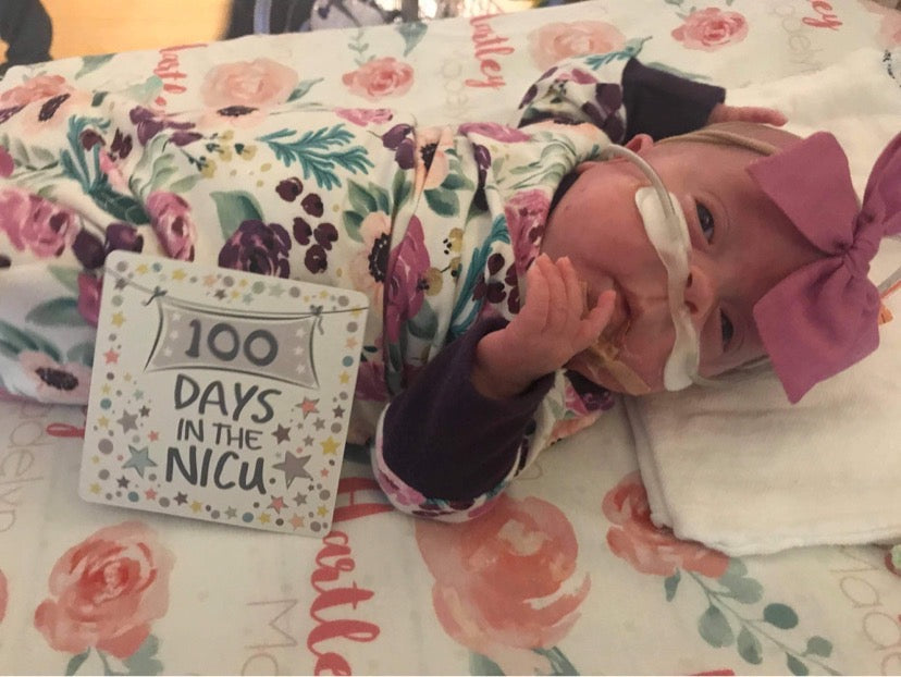One NICU Family's Triumph