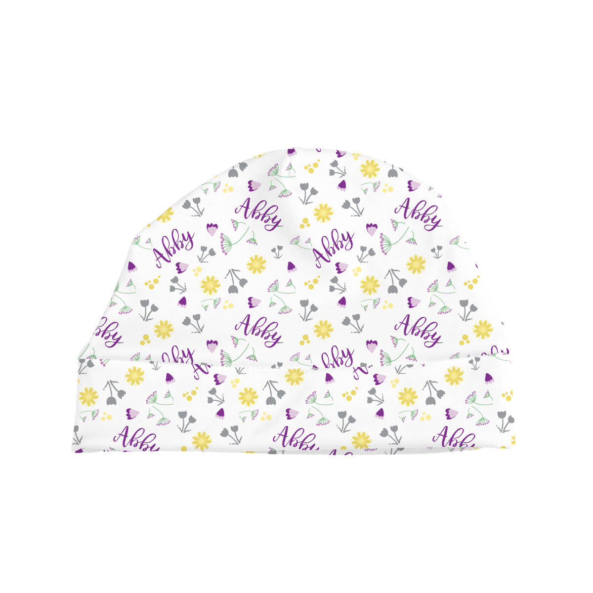Abby's Wildflower | Baby Hat