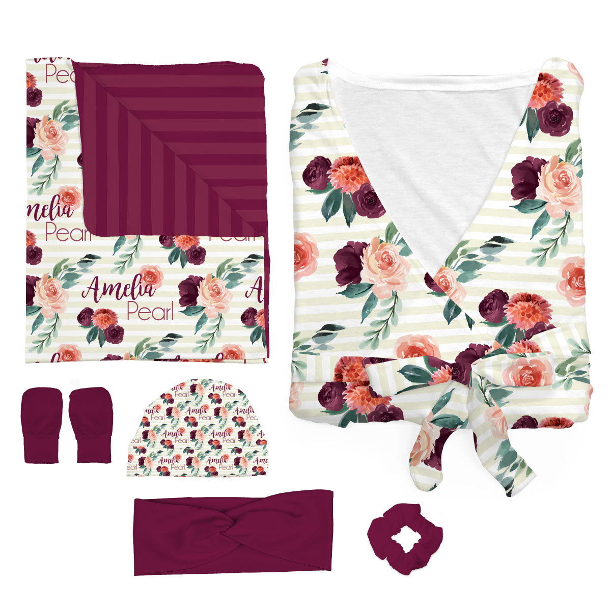 Alice's Autumn Rose | Mommy and Me Bundle