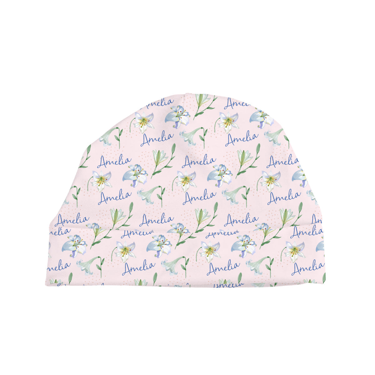 Amelia's Lovely Lily | Baby Hat