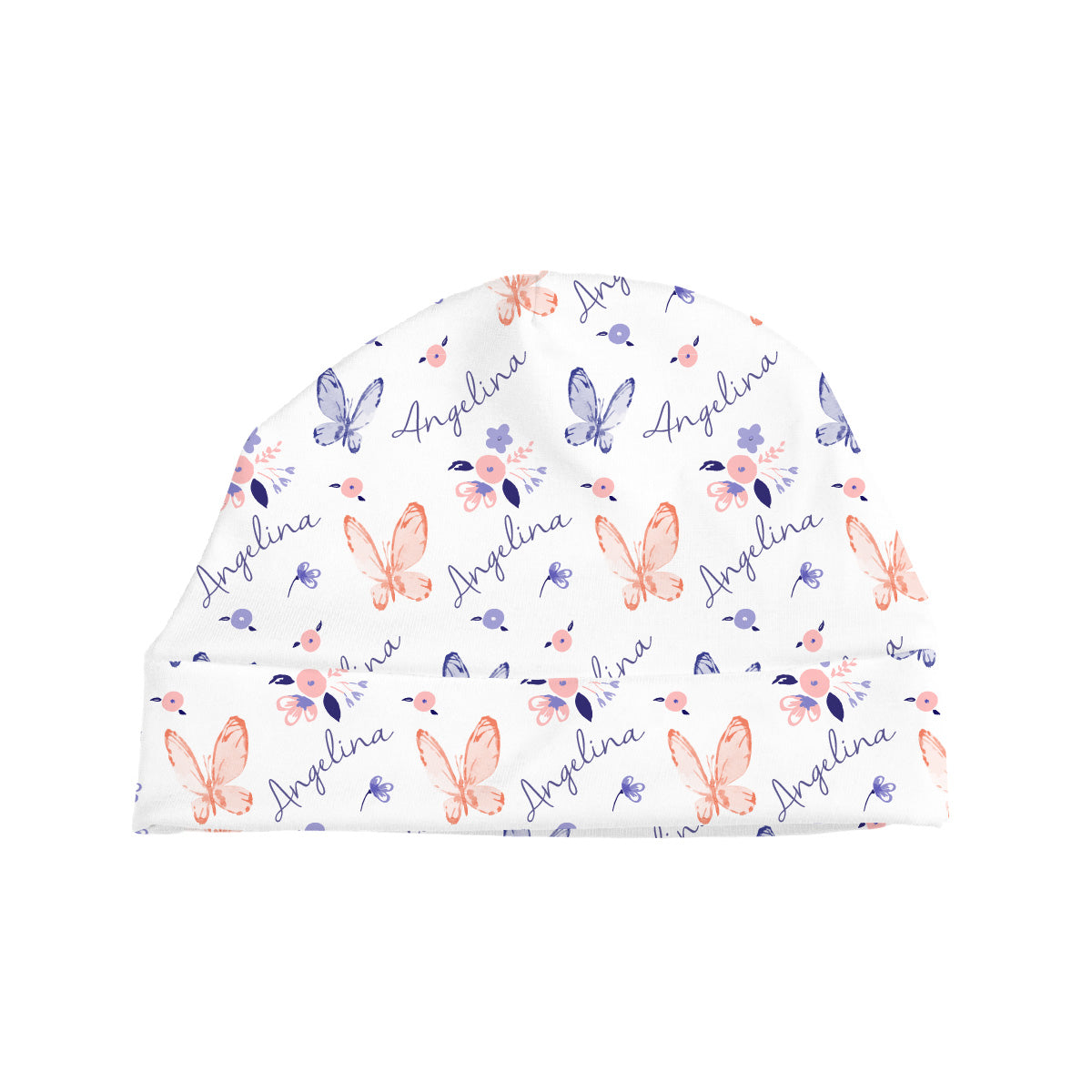 Angelina's Summer Butterfly | Baby Hat