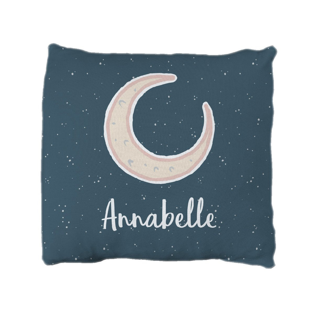 Annabelle's Outer Space | Big Kid Throw Pillow
