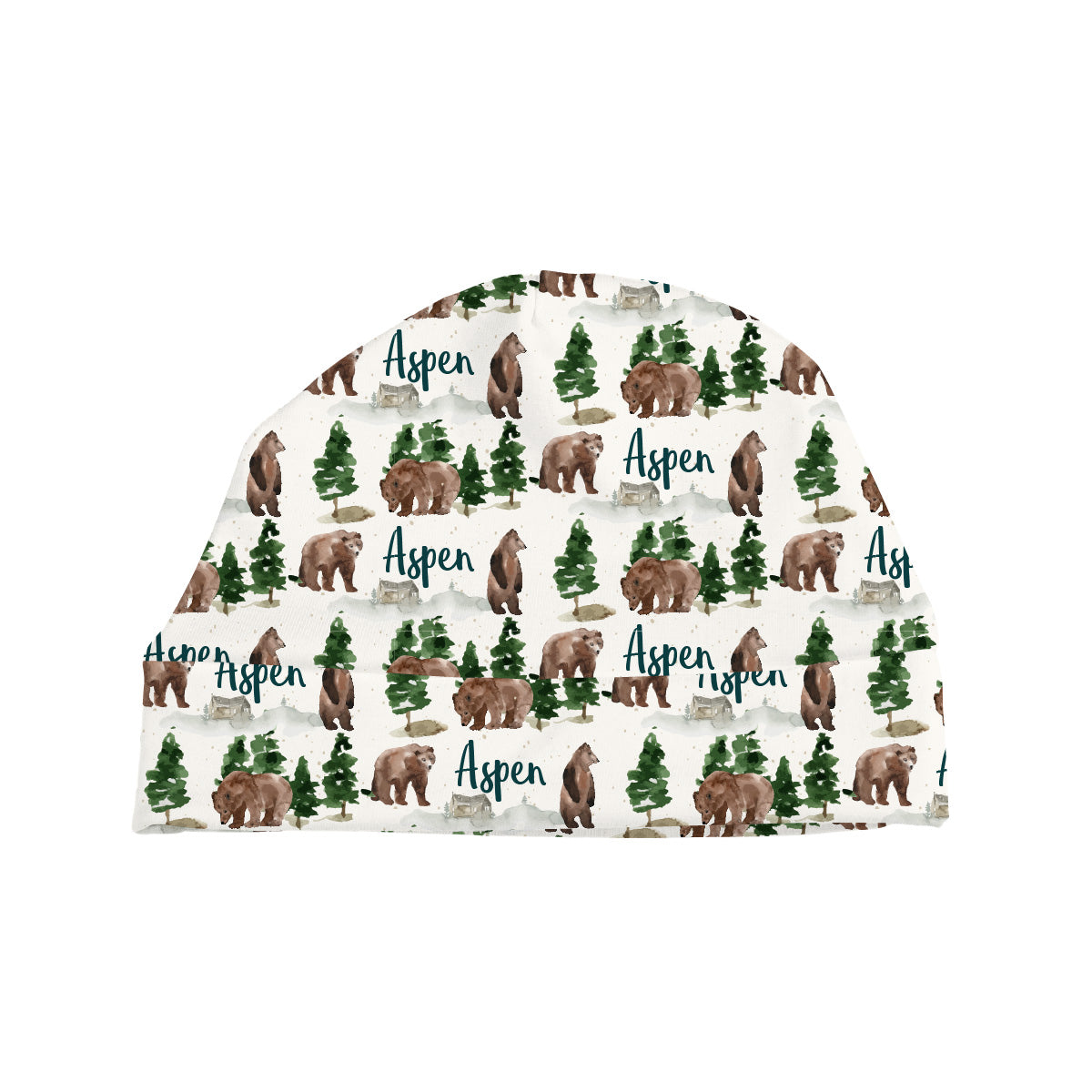 Aspen's Brown Bear | Baby Hat