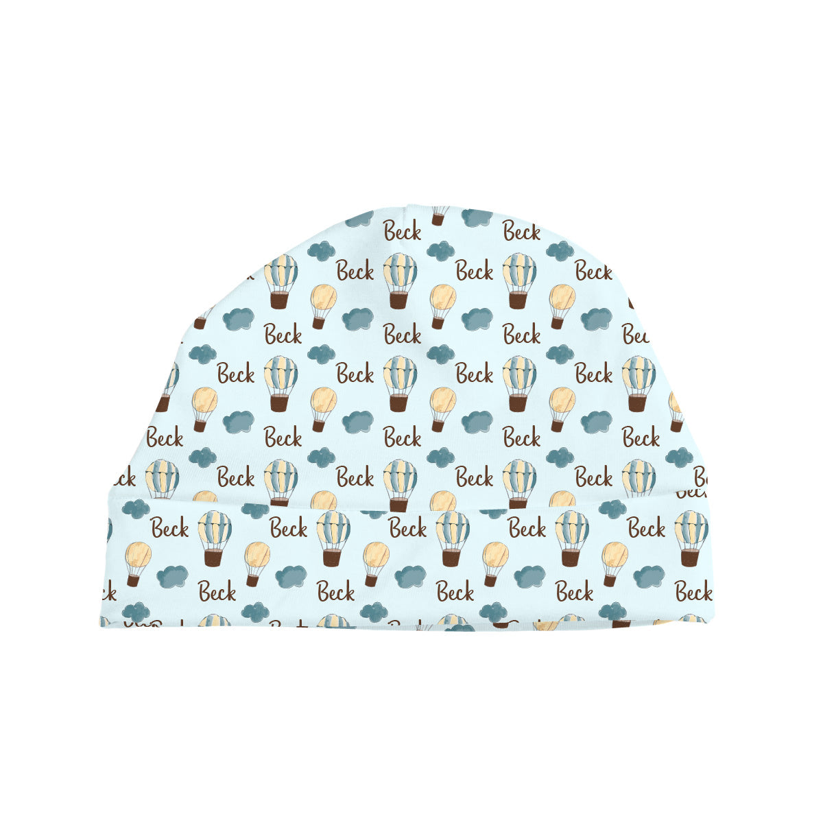 Beck's Hot Air Balloon | Baby Hat