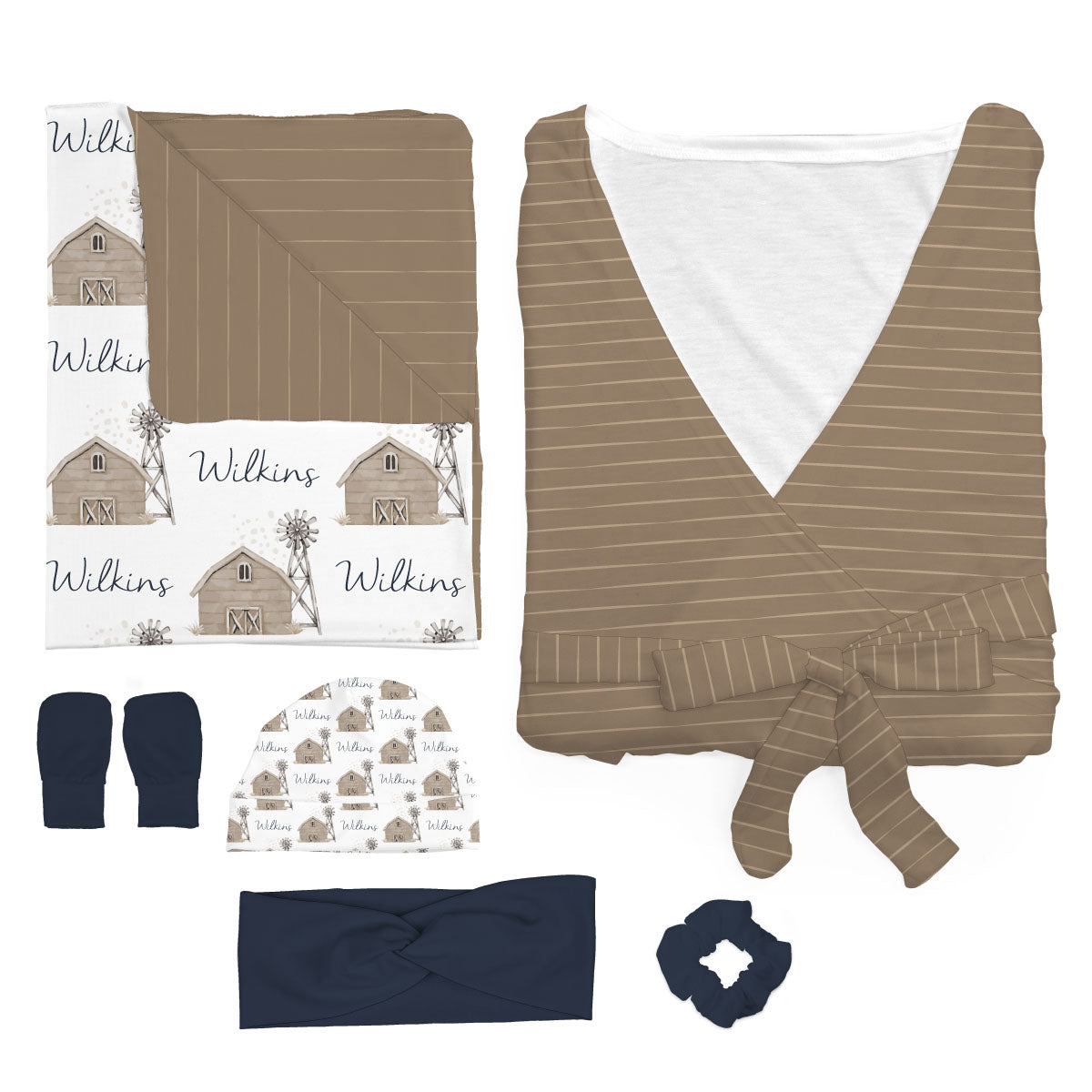 Bennett's Modern Farmhouse | Mommy and Me Bundle