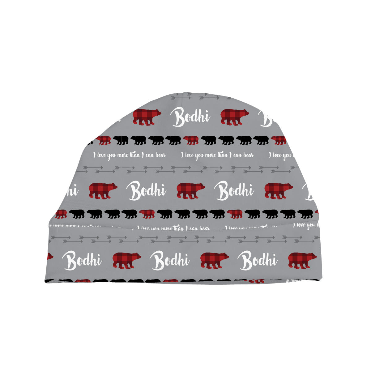 Bodhi's Bear Mountains Are Calling | Baby Hat