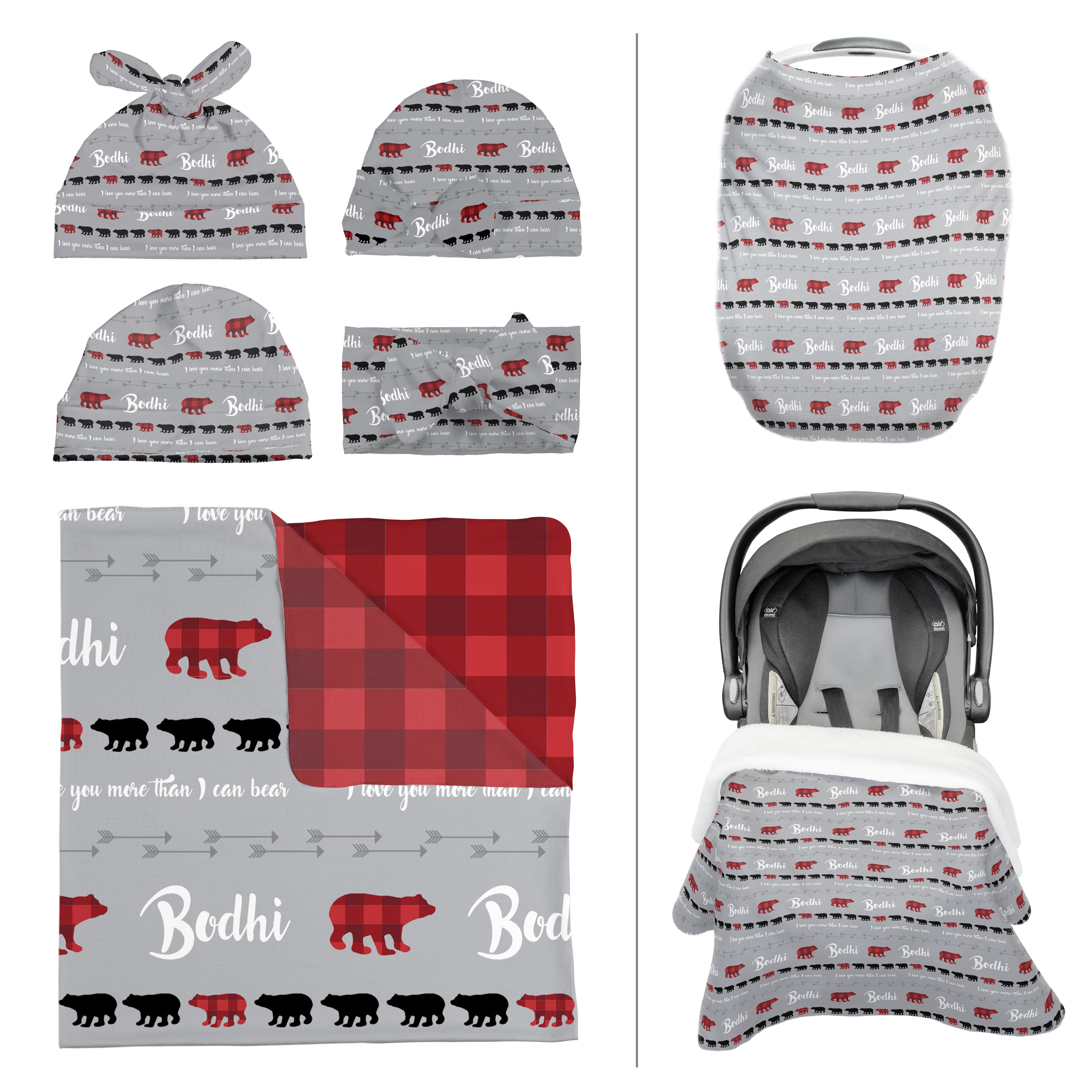 Bodhi's Bear Mountains Are Calling | Take Me Home Bundle