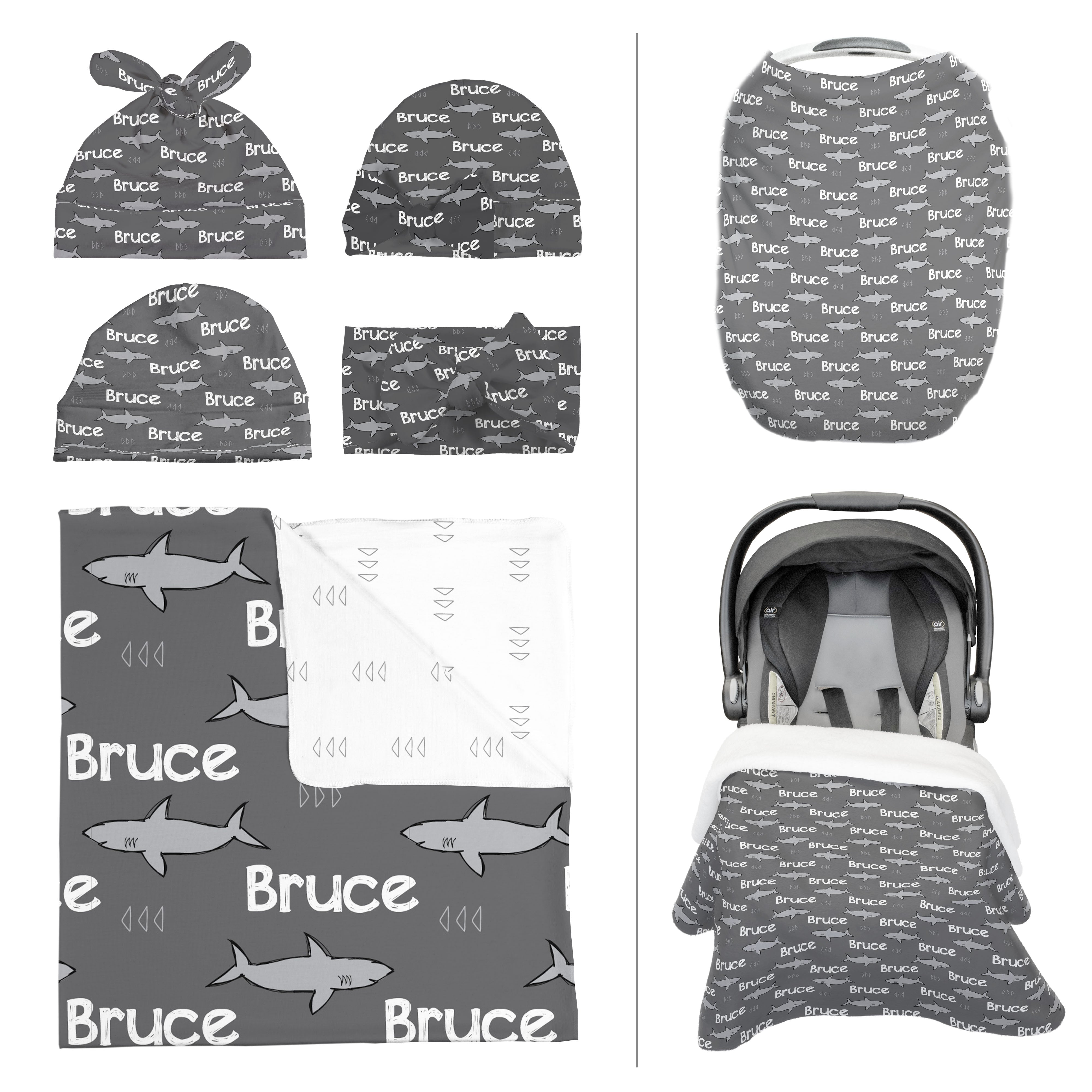 Bruce's Noble Shark | Take Me Home Bundle