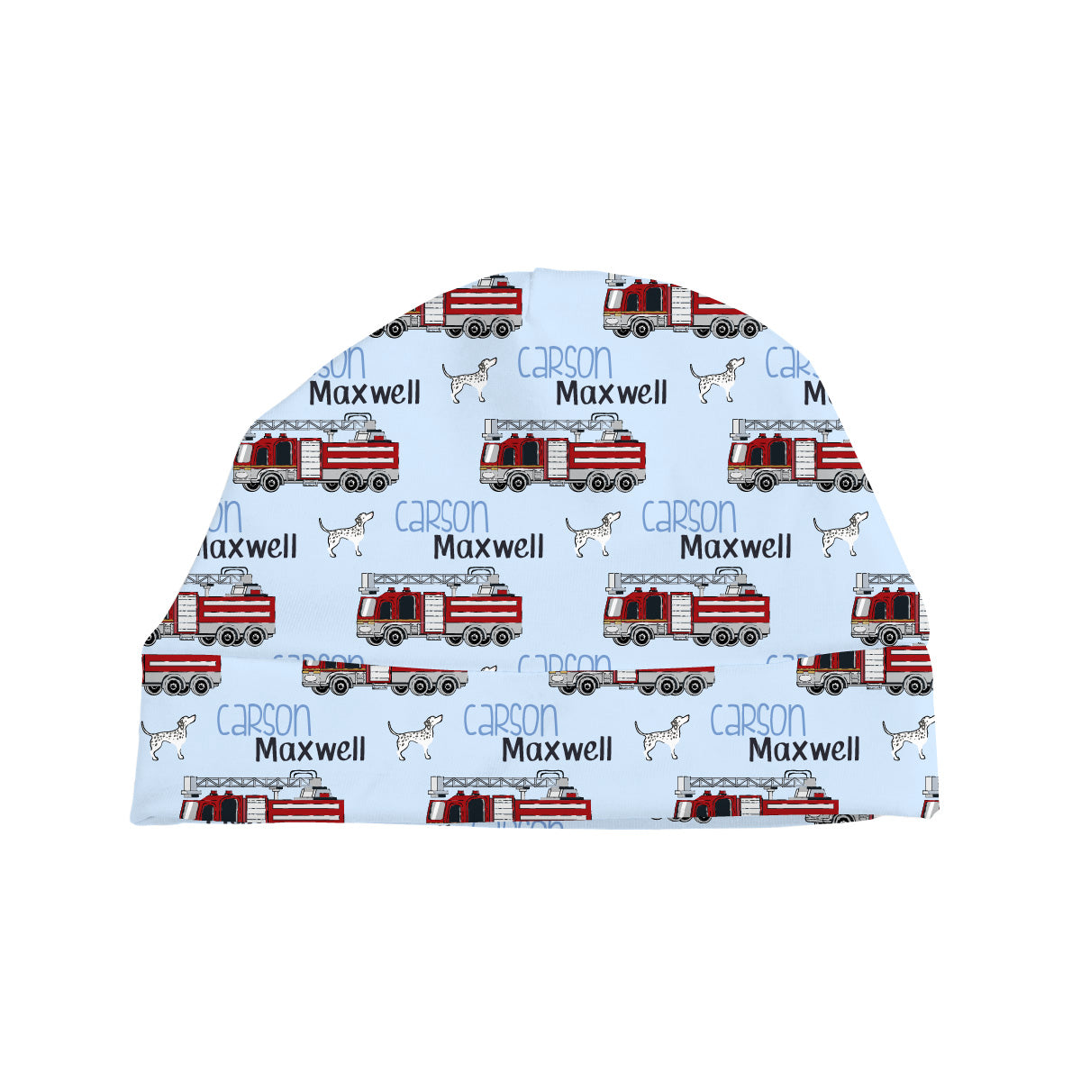 Carson's Fire Engine | Baby Hat