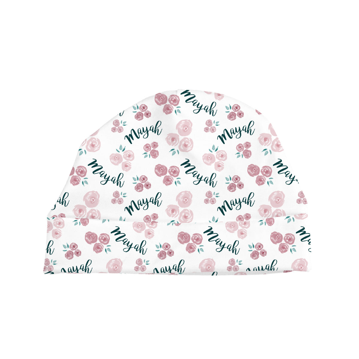 Cassidy's English Rose | Baby Hat