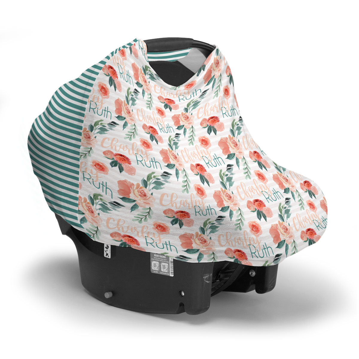 Charley Ruth | Car Seat Cover (Multi-Use)