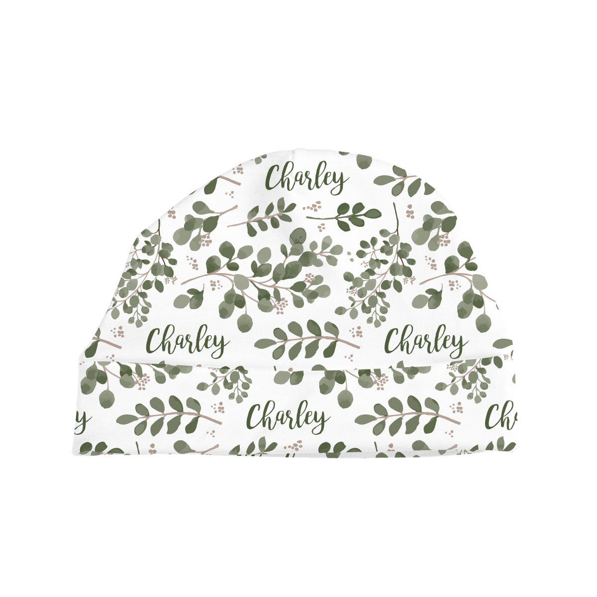 Charley's Farmhouse Greenery | Baby Hat