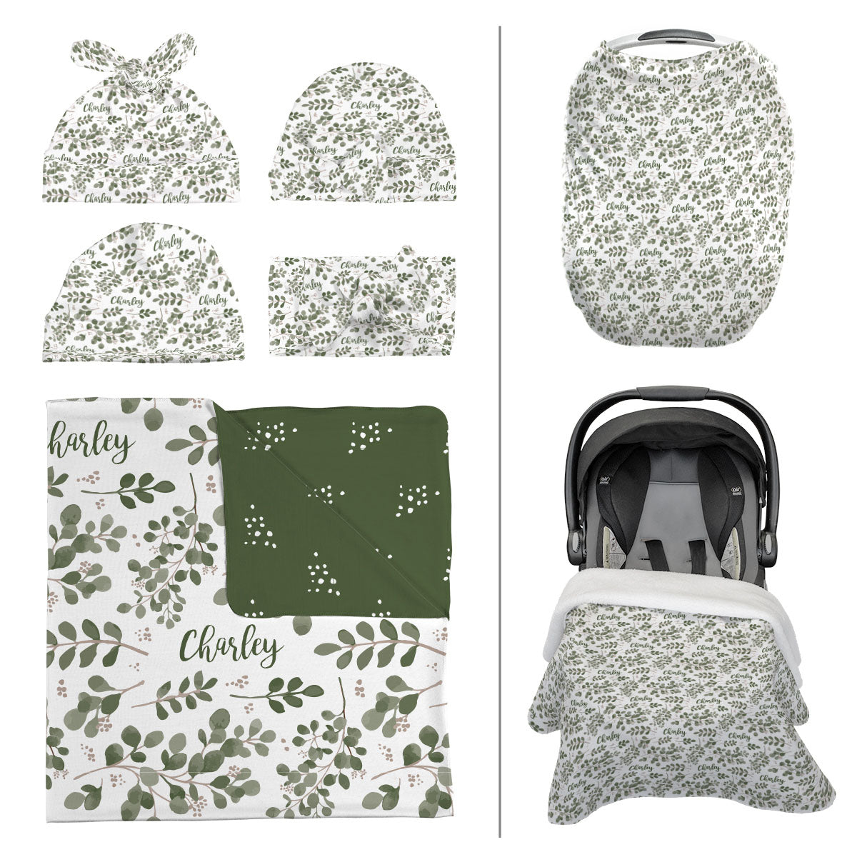 Charley's Farmhouse Greenery | Take Me Home Bundle